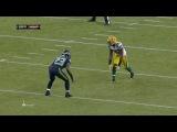 NFL.2012_13.RS.03.week.Green.Bay.Packers_Seattle.Seahawks. Русский комментарий. 2-я половина матча