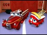 Финли - маленькая пожарная машина _ Поездка на свалку / Декс испортил игру